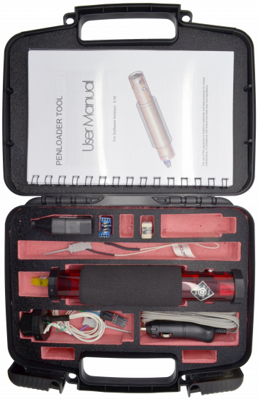 LogiKey PenLoader Red Advanced Reflasher