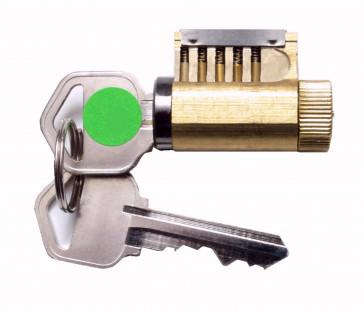 Basic Cut-Away Practice Lock