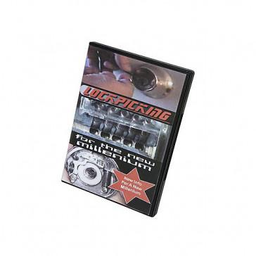 Lockpicking for the New Millenium DVD-2000