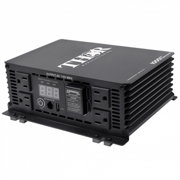 1,000 Watt Power Inverter (12V to 120V)