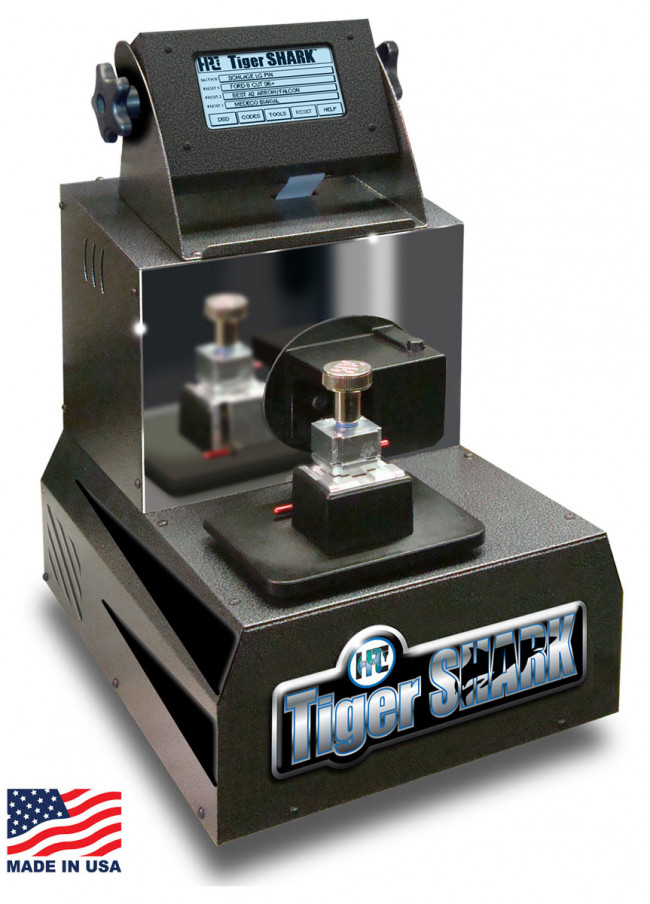 DISCONTINUED: Tiger SHARK Computerized Code Cutter