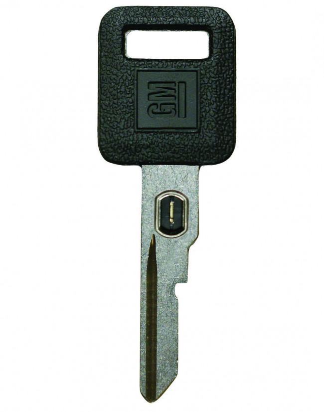 GM B62 P 6 VATS Key Blank 6 By Strattec