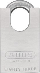 Abus Rekeyable Chrome Plated Brass 83cs 50 300 S2