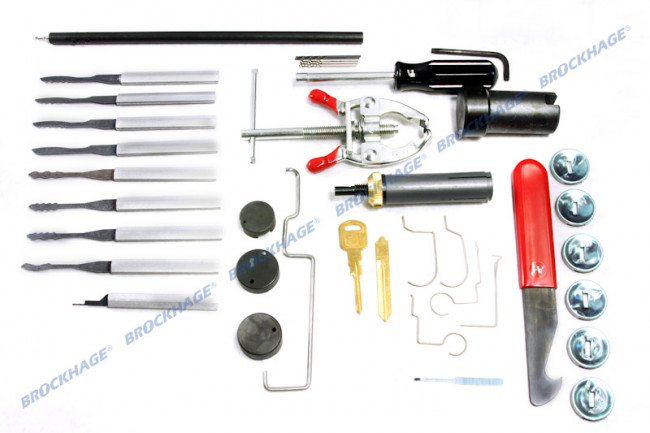 Domestic Kill Pick And Service Kit Ps100