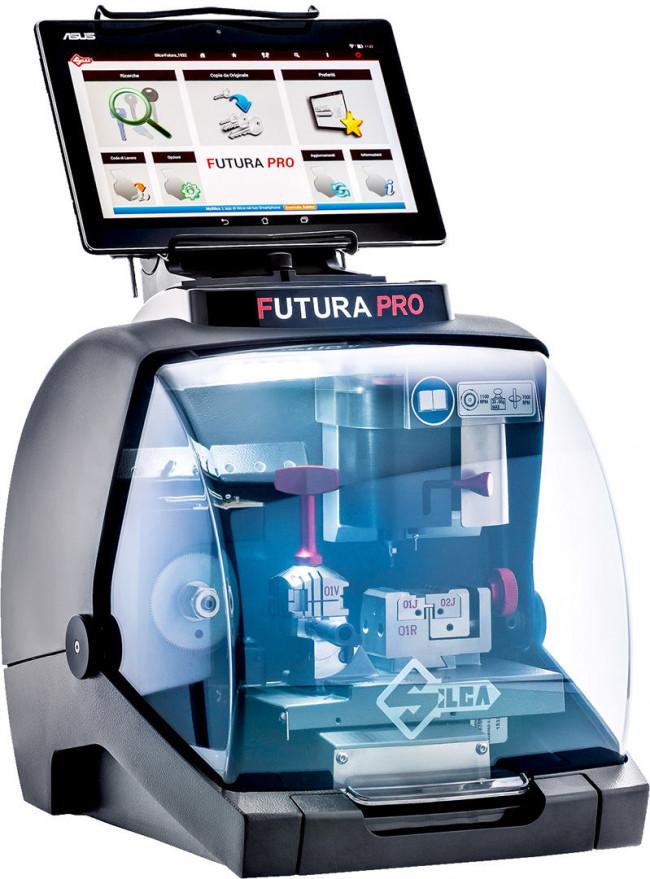 Silca Futura Pro Professional Key Cutting Machine