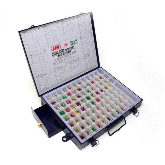 Test, Measurement & Inspection Lab 005 Color Passport Pin Chart Missing Parts 100% Guarantee Analyzers & Data Acquisition