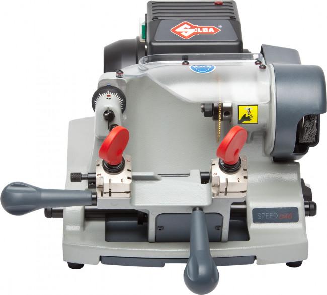 Speed 046 - Slot Cut Key Machine -by Silca
