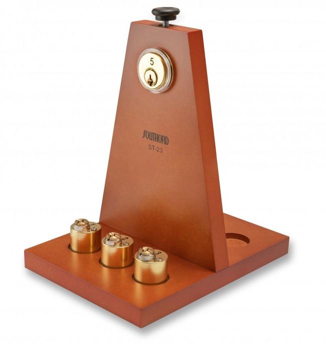 IMPROVED! Repinnable Locksmith School-In-A-Box Lock