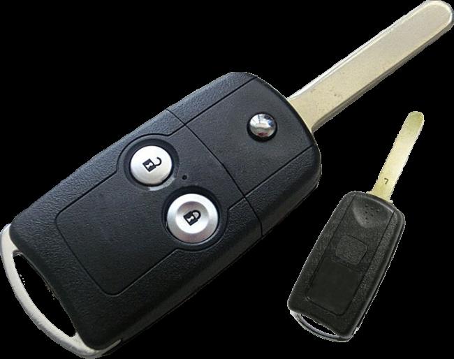 Honda CRV 2-Button Flip Remote Head Key -by Kee-Co