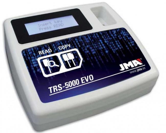 Trs 5000 Evo Transponder Machine Jma Cloner