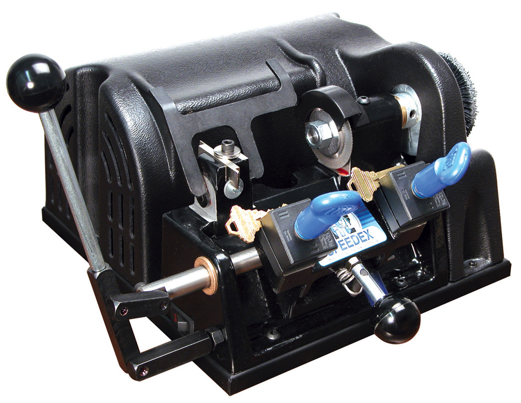 Hpc 9180mc Power Speedex Semi Automatic Key Cutting Machine