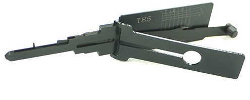 TOYOTA (TOY47) Lishi 2-in-1 Lishi Tool (New T3 Tool)