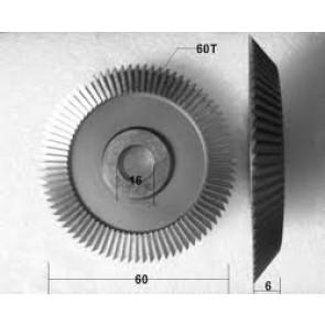 Cutter for W288E Wenxing Key Machine