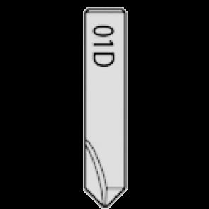 01D Dimple Cutter for Silca Futura