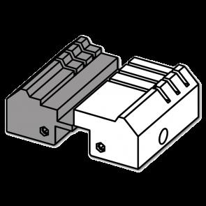 Jaw 01J Standard - Laser for Silca Futura