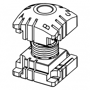 Standard Flat Edge Cut Clamp 01V for Futura - by Silca