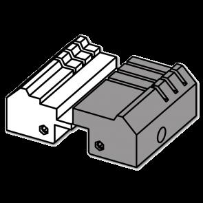 Jaw 02J Standard (Laser) for Silca Futura
