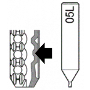 05L Cutter for Silca Futura