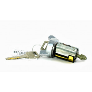 Ford Ignition Lock 5-Cut 1976-1984(Coded) (Chrome)