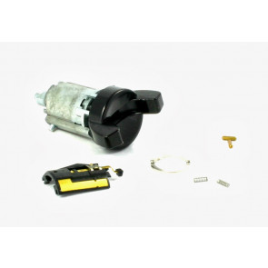 Ford Ignition Lock 10-Cut 1985-1989 (Coded)(Black)