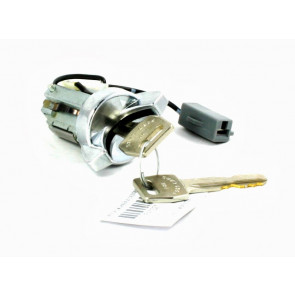 Ford Ignition Lock W/Wire LD (Chrome)(Coded) 1979-1988