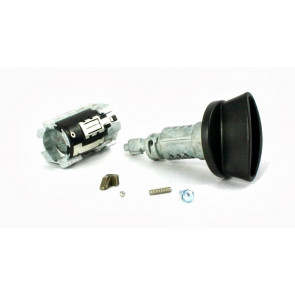 Ford Ignition Lock Non-Trans 1996-Up (Black)(Uncoded)
