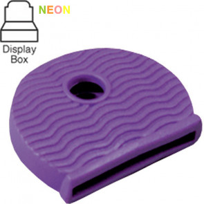 Standard Neon Key Caps Assorted Display Box (200/Box) -by Lucky Line