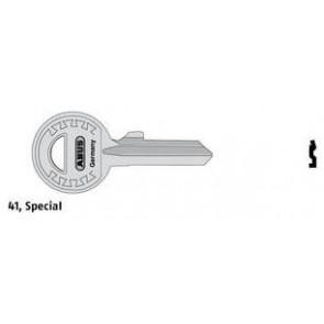 ABUS 24/RK26 KBR Key Blank for 41 Series Locks
