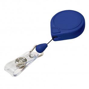 Blue Mini-Bak® Badge Holder (25/PK) -by Lucky Line