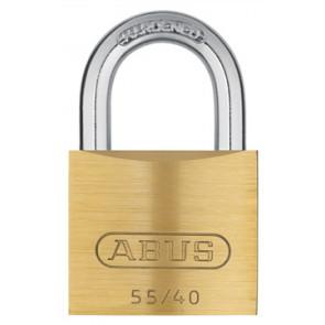 ABUS 55/40 Brass Padlock