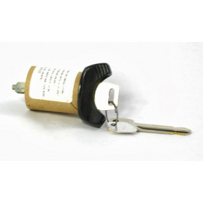 Ford Ignition Lock 10-Cut 1990-1996(Coded)(Black)