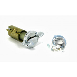GM Ignition Lock 1978-1981 W/Bolt(Uncoded)(Chrome)
