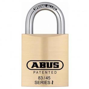ABUS 83/45 - S2 w/o Cylinder Brass Padlock Body