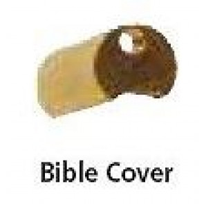 ABUS 83 knk Brass Bible Holder ONLY (12 in a bag)