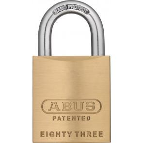 ABUS Rekeyable Brass Padlock 83/45 - M1 S2