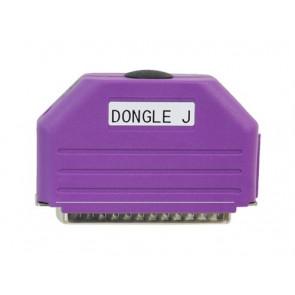 """J"" Dongle (Purple)"