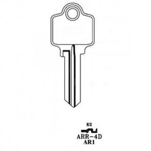 ARROW (AR1-NP,1179) Key Blanks