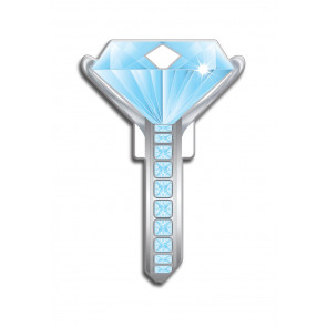 Key Shapes SC1 Diamond (5/Box) -by Lucky Line