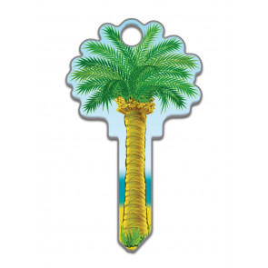 Key Shapes KW1/11 Palm Tree (5/Box) -by Lucky Line