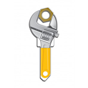 Key Shapes KW1/11 Wrench (5/Box) -by Lucky Line