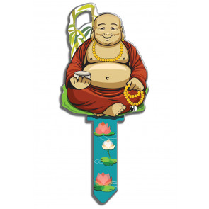 Key Shapes KW1/11 Buddha (5/Box) -by Lucky Line