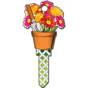 Key Shapes KW1/11 Gardening (5/Box) -by Lucky Line