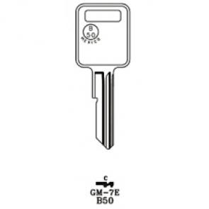 """GM """"C"""" (B50-NP,P1098C)"""