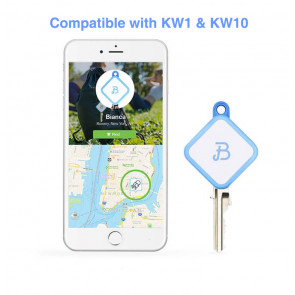 Bianca Bluetooth Kwikset Trackable Key (KW1 & KW10) -by Keyline