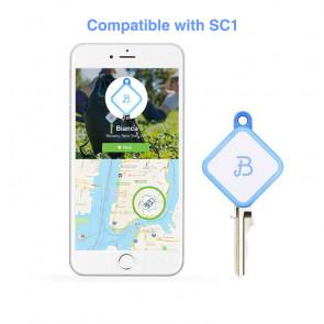 Bianca Bluetooth Schlage Trackable Key (SC1) -by Keyline