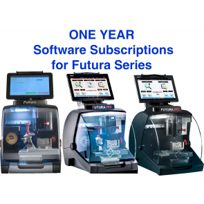 Software Subscriptions for Futura Series (1-Year) -by Ilco