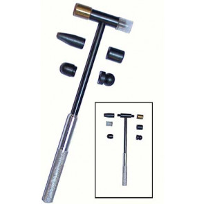 6 Pc. BROCKHAGE Locksmith Hammer