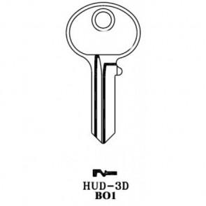 BOMMER, HUDSON (BO1-BR,R1003M)