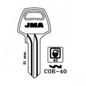 Corbin Padlock Key (CB2, COR-40) NP