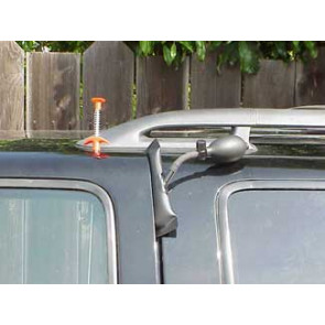 BROCKHAGE® Complete Car Door STIFF Wedge Kit